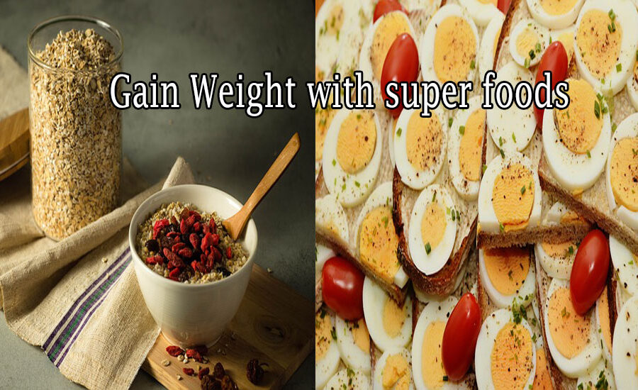 weight gain food for females